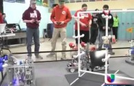 Univision Chicago Robotics Competition at CMSA