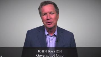 Ohio Governor John Kasich's speech for CONSEF 2015