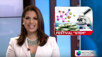 STEM City 2016 – Univision TV