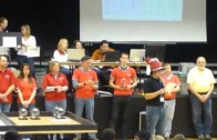 Univision Chicago Robotics Competition at CMSA